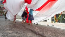 Rückblick auf das Sommerfest in der Kinderloft 2018