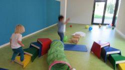 Es bewegt sich was in der Kinderloft!